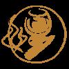 icona santini sigari BROWN